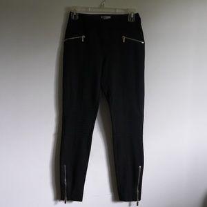 H&M zipper pants